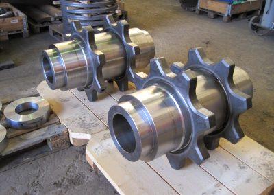 CNC-Fertigungstechnik