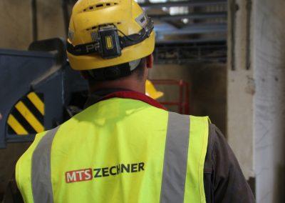 MTS-Zechner GmbH Mitarbeiter
