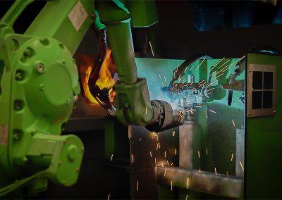 Verschleißtechnik Roboter
